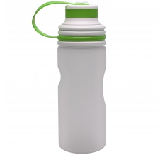 Бутылка Fresh (sport) White/Green 570 ml